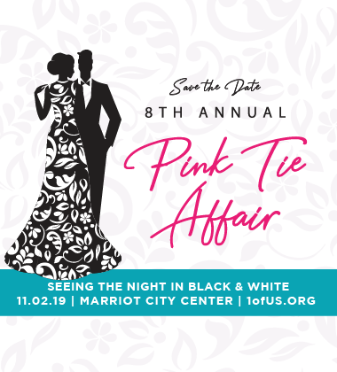 8th Annual Pink Tie Affair